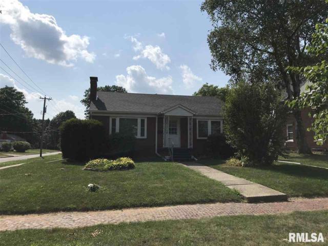 1346 N Prairie Street, Galesburg, IL 61401 (#CA1085) :: Adam Merrick Real Estate
