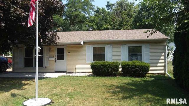 943 N West Street, Galesburg, IL 61401 (#CA1097) :: Adam Merrick Real Estate