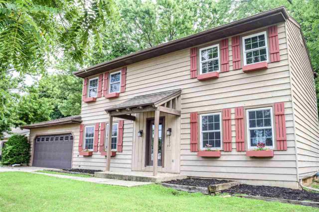 2200 Wildwood Drive, Pekin, IL 61554 (#PA1207379) :: Adam Merrick Real Estate