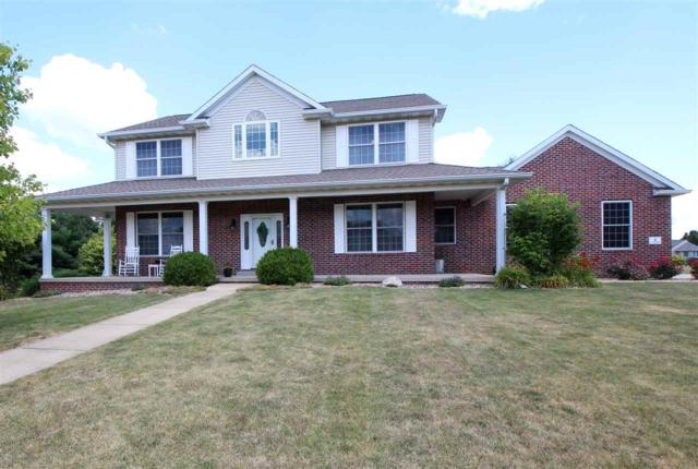 1 Winterberry Court, Washington, IL 61571 (#PA1207389) :: Killebrew - Real Estate Group