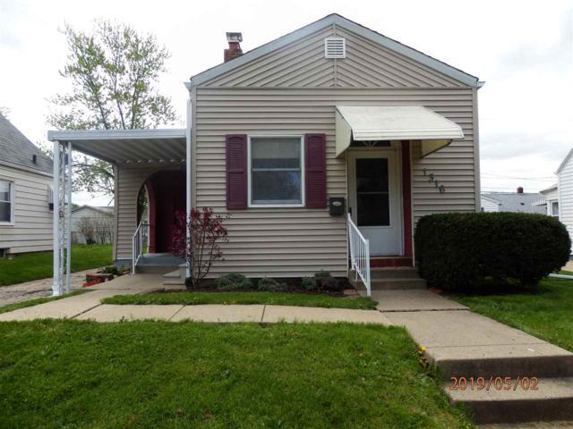 1316 W Margaret Avenue, Peoria, IL 61604 (#PA1207461) :: Adam Merrick Real Estate