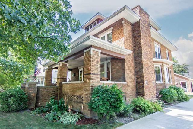 303 W Burton Avenue, Eureka, IL 61530 (#PA1207604) :: Adam Merrick Real Estate