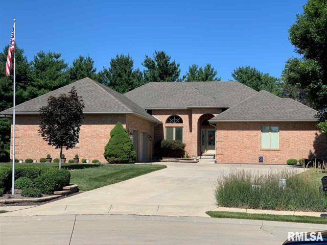 3116 Iron Lake Circle, Springfield, IL 62711 (#CA1326) :: The Bryson Smith Team