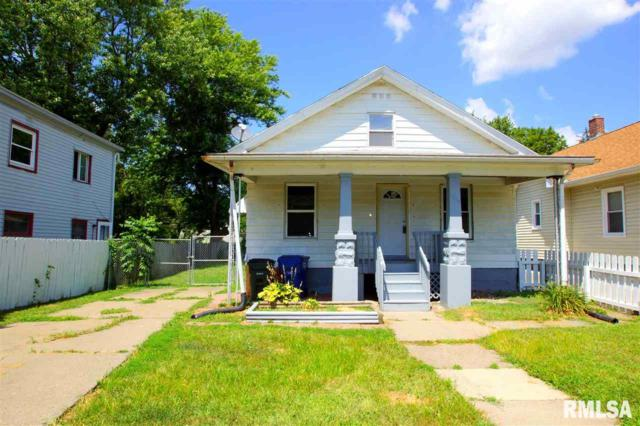 1628 W 14TH Street, Davenport, IA 52804 (#QC4204775) :: Paramount Homes QC
