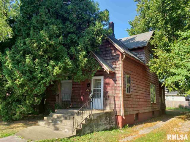 1116 Beecher Avenue, Galesburg, IL 61401 (#CA1373) :: Adam Merrick Real Estate