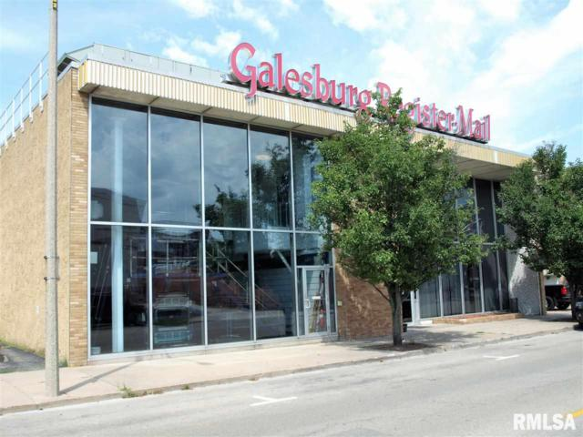 140 S Prairie, Galesburg, IL 61401 (#CA1391) :: Paramount Homes QC