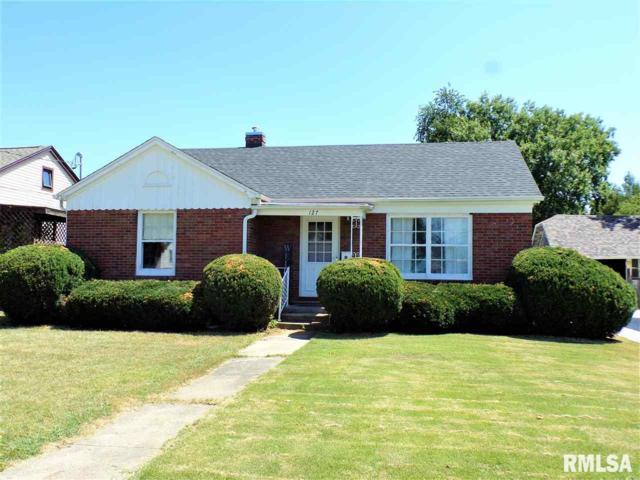 127 N Pleasant Avenue, Galesburg, IL 61401 (#CA1429) :: Adam Merrick Real Estate