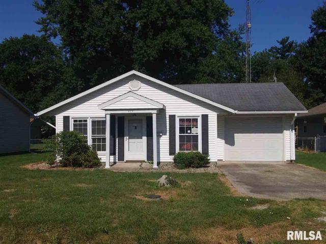 423 N Emmett Street, Virden, IL 62690 (#CA1475) :: Adam Merrick Real Estate