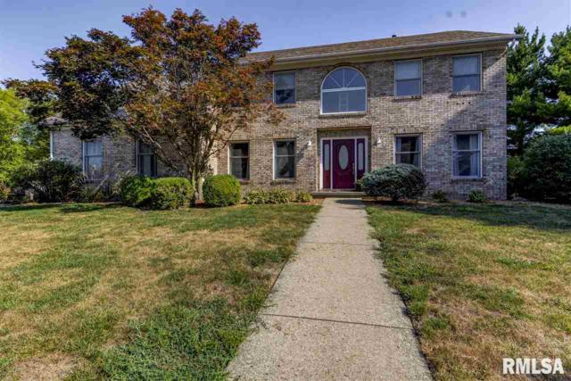 3601 Persimmon Drive, Springfield, IL 62712 (#CA1511) :: Killebrew - Real Estate Group