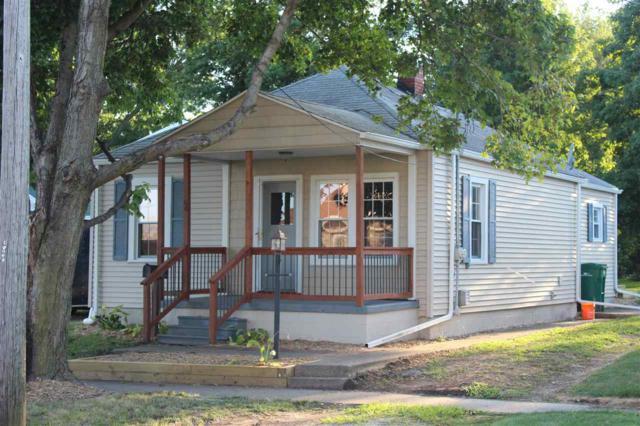 64 N West Street, Farmington, IL 61531 (#PA1207885) :: Adam Merrick Real Estate