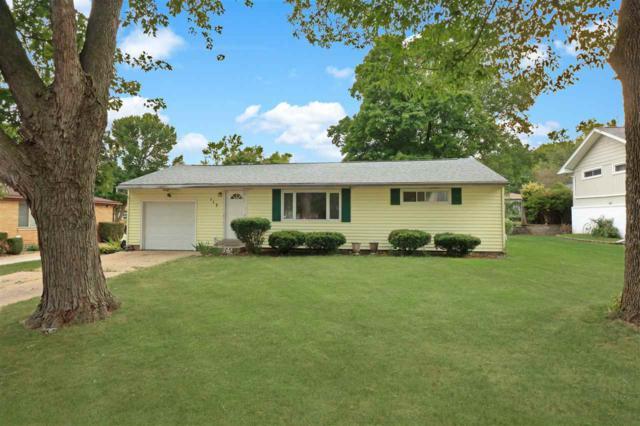113 Greenlawn Court, East Peoria, IL 61611 (#PA1207886) :: Adam Merrick Real Estate