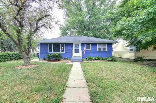 1841 22ND Avenue South, Clinton, IA 52732 (#QC4204973) :: Killebrew - Real Estate Group