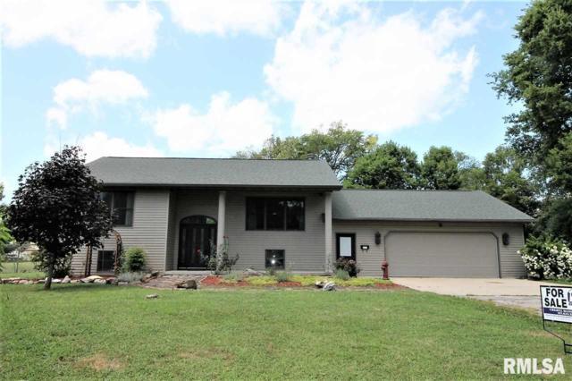 420 N 11TH Streets, Auburn, IL 62615 (#CA1545) :: Killebrew - Real Estate Group