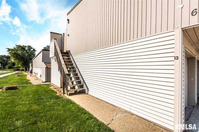 6831 N Frostwood Parkway #13, Peoria, IL 61615 (#PA1208664) :: Adam Merrick Real Estate
