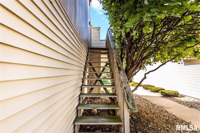 6831 N Frostwood Parkway #14, Peoria, IL 61615 (#PA1208665) :: Adam Merrick Real Estate