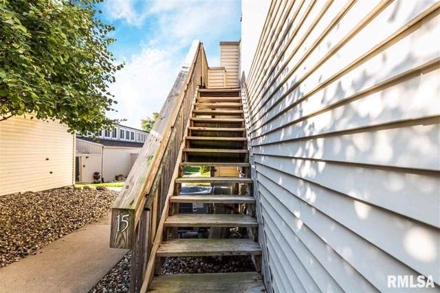 6831 N Frostwood Parkway #15, Peoria, IL 61615 (#PA1208666) :: Adam Merrick Real Estate