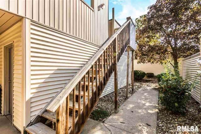 6831 N Frostwood Parkway #21, Peoria, IL 61615 (#PA1208667) :: Adam Merrick Real Estate