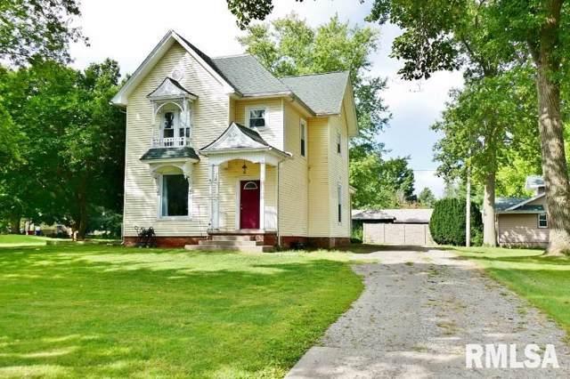 410 N Magnolia Street, Elmwood, IL 61529 (#PA1208821) :: Adam Merrick Real Estate