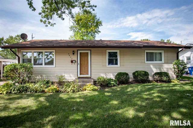 2622 Holly Drive, Bettendorf, IA 52722 (#QC4205843) :: Killebrew - Real Estate Group