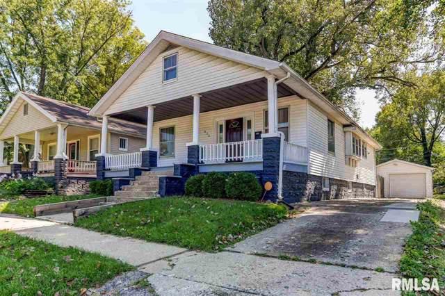 616 E Keys Avenue, Springfield, IL 62703 (#CA2232) :: Adam Merrick Real Estate