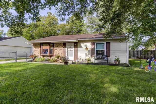 1929 Stonehenge Road, Springfield, IL 62702 (#CA2276) :: Killebrew - Real Estate Group
