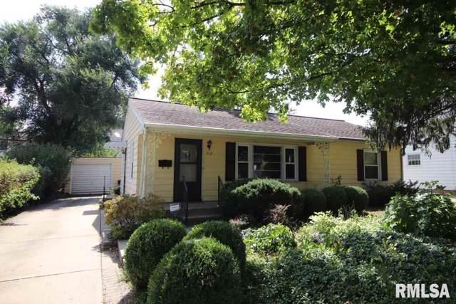 712 W Northcrest Avenue, Peoria, IL 61614 (#PA1208910) :: Adam Merrick Real Estate