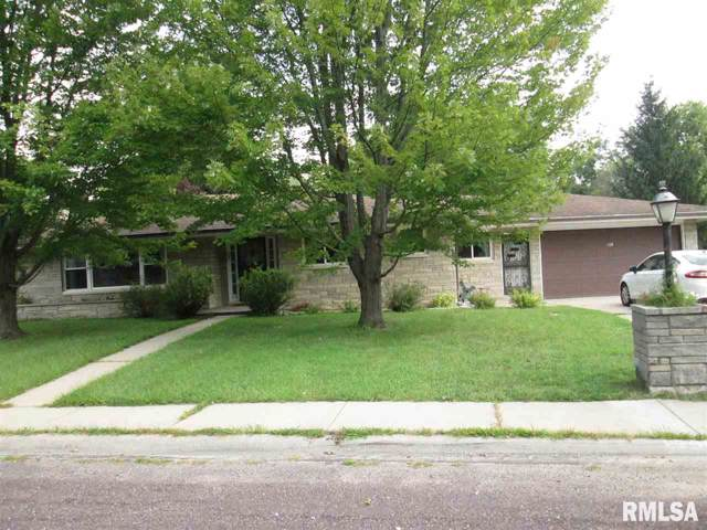 110 Donald Court, East Peoria, IL 61611 (#PA1208923) :: The Bryson Smith Team