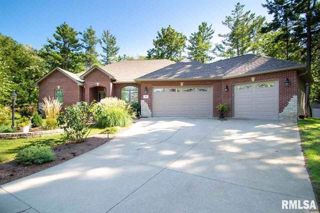 1305 N Forrest Drive, Germantown Hills, IL 61548 (#PA1208980) :: Adam Merrick Real Estate