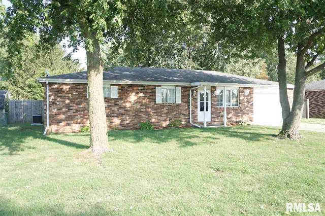 802 Carrie Lane, Manito, IL 61546 (#PA1208981) :: Killebrew - Real Estate Group