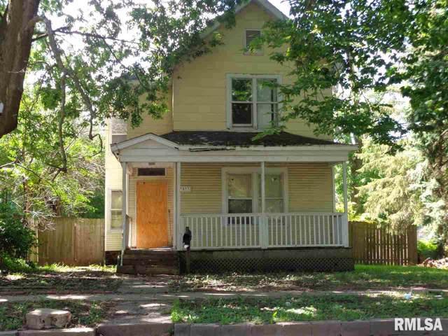 1413 N Sheridan Road, Peoria, IL 61606 (#PA1208984) :: The Bryson Smith Team