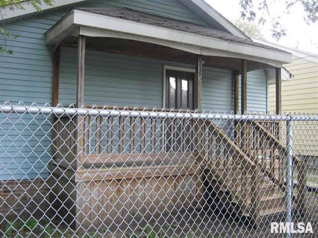 228 S Wesley Street, Springfield, IL 62703 (#CA2339) :: Killebrew - Real Estate Group