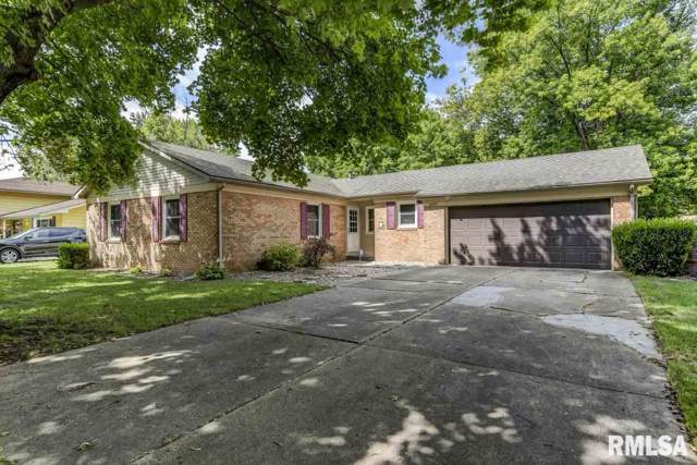 4105 Hazelcrest Road, Springfield, IL 62703 (#CA2345) :: Killebrew - Real Estate Group