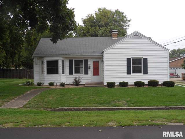 617 W Beech Street, Chillicothe, IL 61523 (#PA1209022) :: RE/MAX Preferred Choice