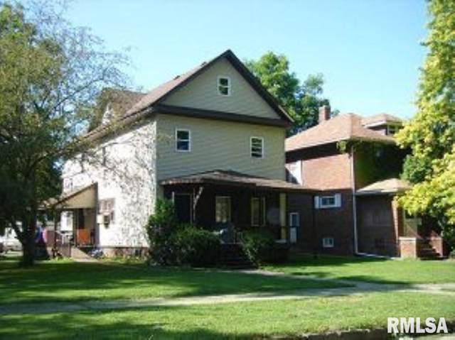 537 4th Ave S Avenue, Clinton, IA 52732 (#QC4206012) :: Killebrew - Real Estate Group