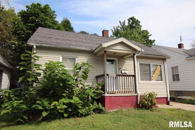 813 W Macqueen Avenue, Peoria, IL 61604 (#PA1209044) :: Adam Merrick Real Estate