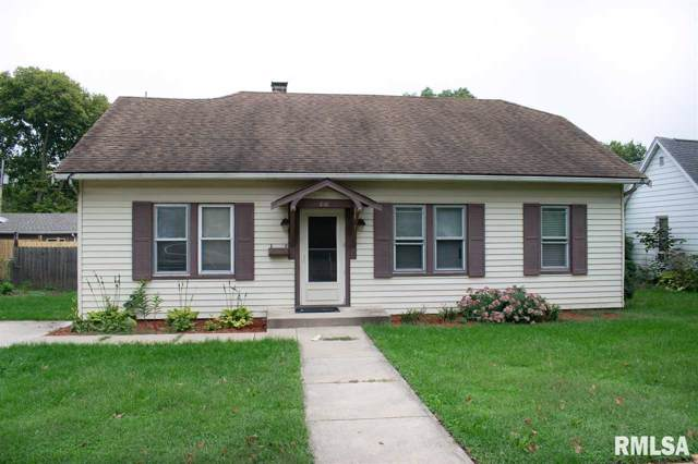 818 N Santa Fe Avenue, Chillicothe, IL 61523 (#PA1209057) :: RE/MAX Preferred Choice