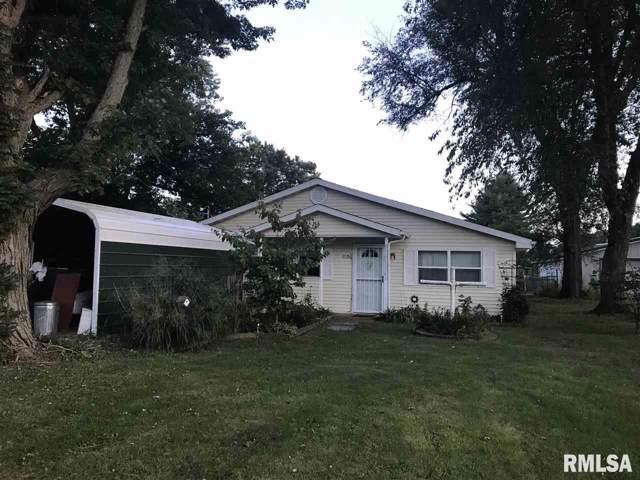 1106 Rutledge Street, Pawnee, IL 62558 (#CA2370) :: Killebrew - Real Estate Group