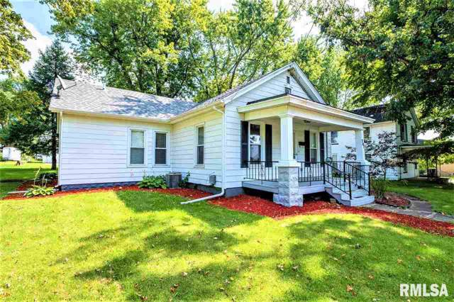 207 S Myers Street, Eureka, IL 61530 (#PA1209068) :: Adam Merrick Real Estate