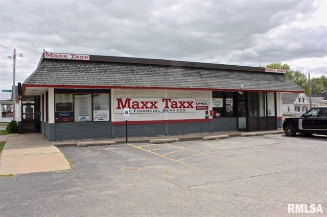 435 S Western, Peoria, IL 61605 (#PA1209110) :: Adam Merrick Real Estate