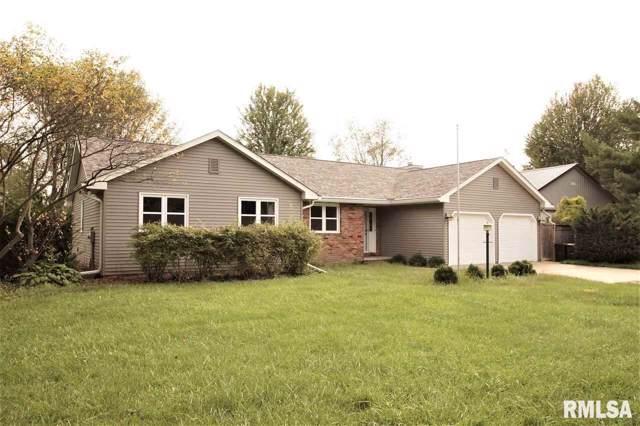 7806 W Krause Court, Mapleton, IL 61547 (#PA1209113) :: Adam Merrick Real Estate