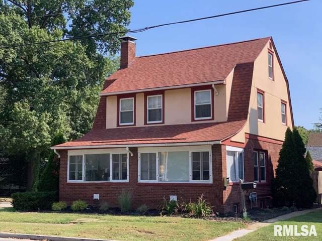 320 N Cherokee Street, Taylorville, IL 62568 (#CA2446) :: Adam Merrick Real Estate