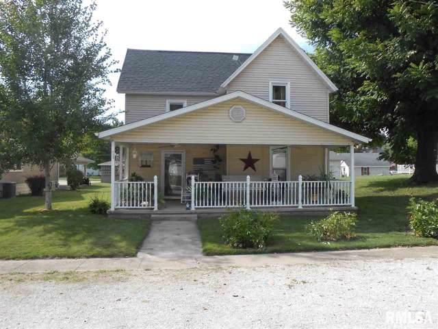 113 N Wabash, Bluffs, IL 62621 (#CA2447) :: Adam Merrick Real Estate