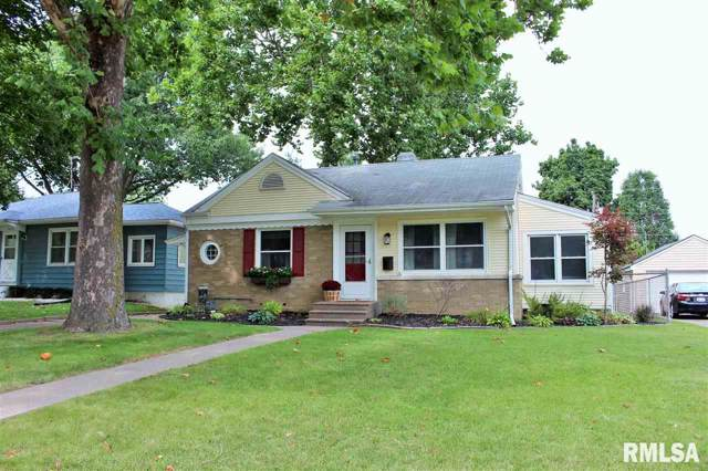 3829 28TH Avenue, Rock Island, IL 61201 (#QC4206093) :: Adam Merrick Real Estate