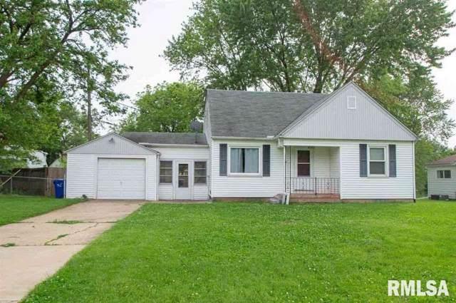 5325 N Glen Elm Street, Peoria Heights, IL 61616 (#PA1209164) :: The Bryson Smith Team