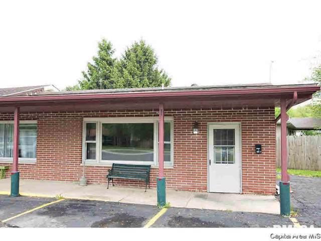 602 E Walnut, Chatham, IL 62629 (#CA2487) :: Adam Merrick Real Estate