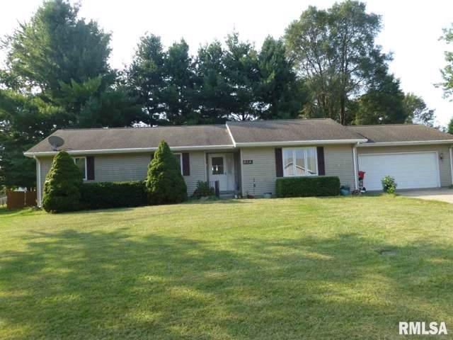 804 W West Washington Street, Athens, IL 62613 (#CA2501) :: Killebrew - Real Estate Group