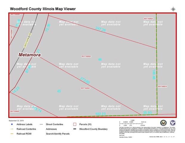 lot 46 Crestview Drive, Metamora, IL 61548 (#PA1209200) :: RE/MAX Preferred Choice