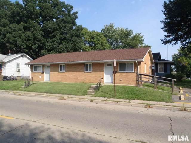 817 E Stanford Avenue, Springfield, IL 62703 (#CA2509) :: Paramount Homes QC
