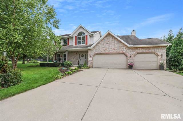 808 Hickory Creek Court, Metamora, IL 61548 (#PA1209230) :: Adam Merrick Real Estate