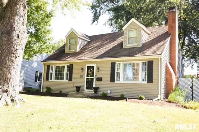 628 W Knollcrest Drive, Peoria, IL 61614 (#PA1209241) :: Killebrew - Real Estate Group